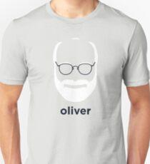 Oliver Sacks (Hirsute History) Unisex T-Shirt