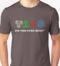 Verbeugst du dich? Unisex T-Shirt