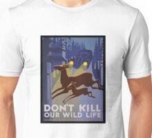Don't Kill Our Wildlife Unisex T-Shirt