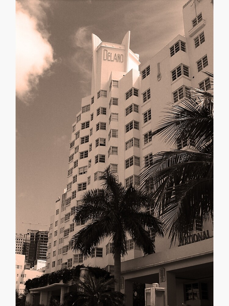 Miami Beach - Art Deco by Ffooter