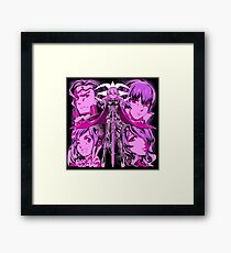 Conquest Fate Framed Print