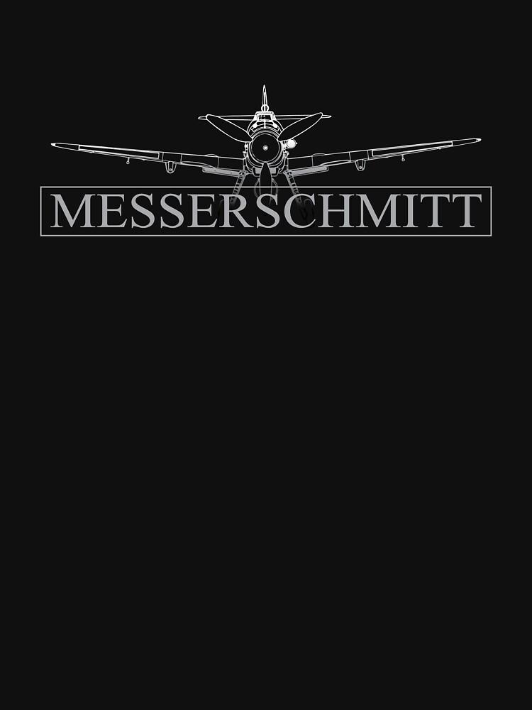 Messerschmitt BF-109 Fighter | Unisex T-Shirt