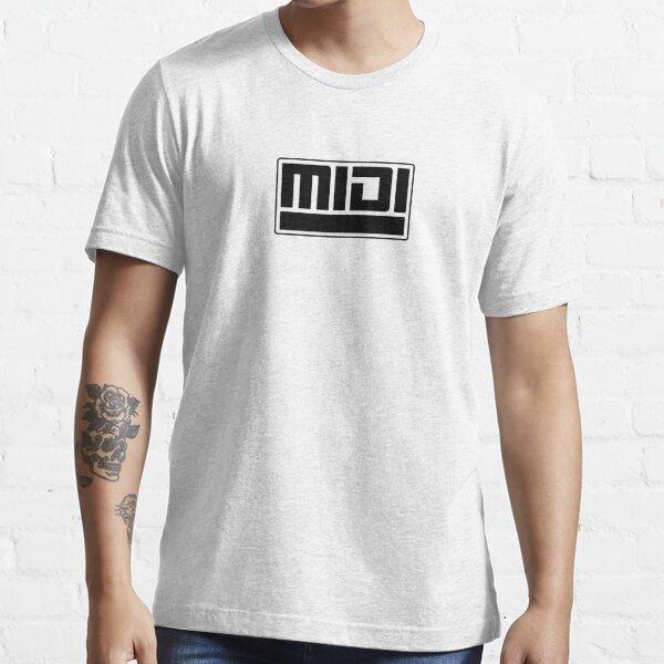 MIDI - Musical Instrument Digital Interface Essential T-Shirt