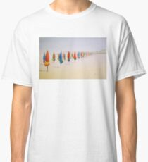 Deauville Beach Normandy  Classic T-Shirt