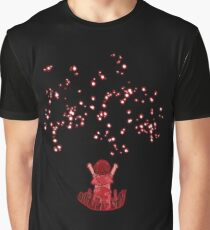 Grave of the fireflies... Graphic T-Shirt