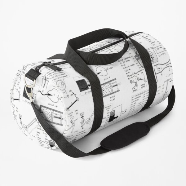 General Physics #General #Physics #GeneralPhysics Duffle Bag