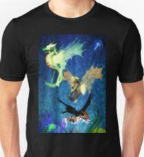 Sea Dragons Three Unisex T-Shirt
