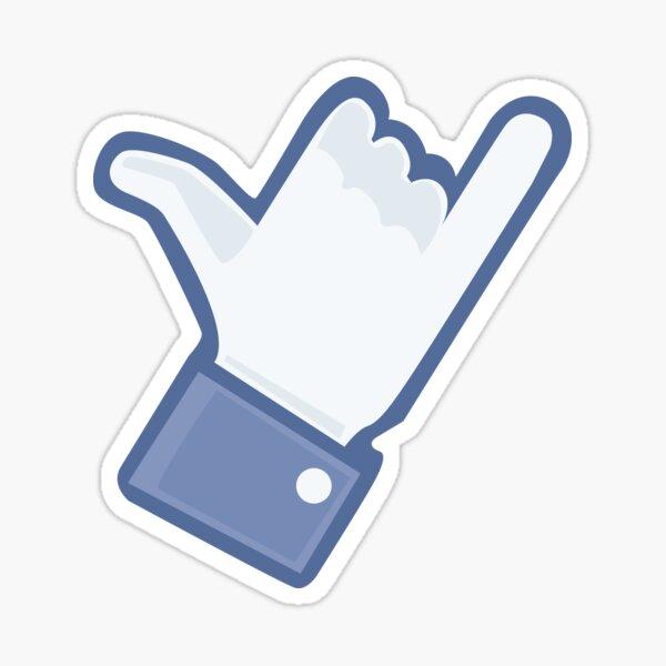 shaka facebook Sticker
