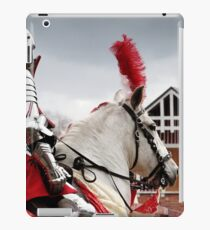 24.4.2016: Knight and Horse iPad Case/Skin