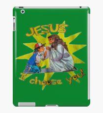 Jesus I Choose You! iPad Case/Skin
