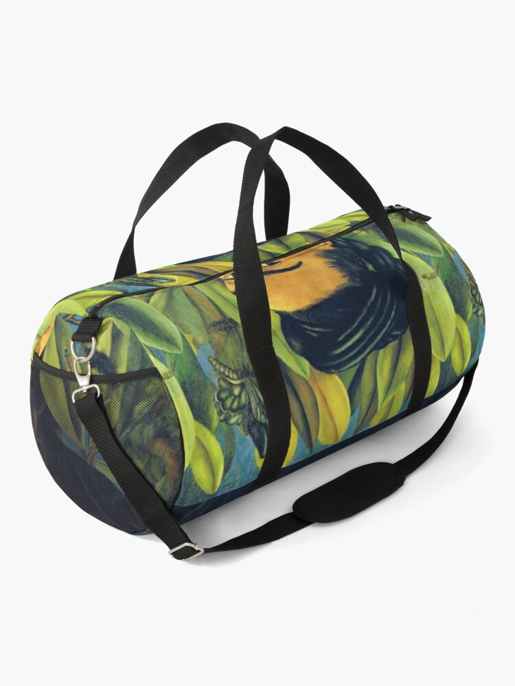 Alternate view of Frida Kahlo Self Portrait with Bonito Duffle Bag