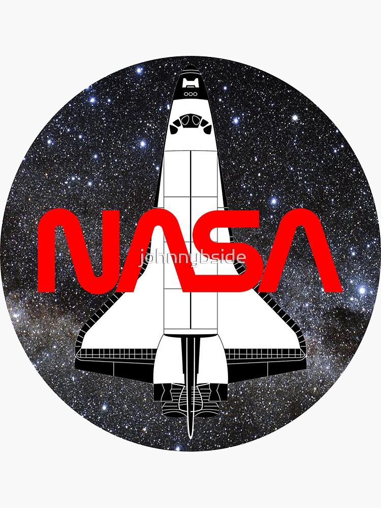 NASA Shuttle is in space! by johnnybside