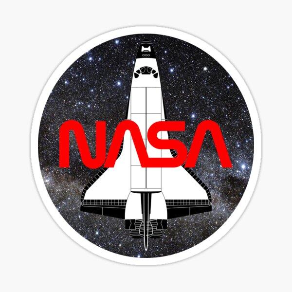 NASA Shuttle is in space! Sticker