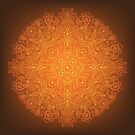 - Solar mandala  by Losenko  Mila