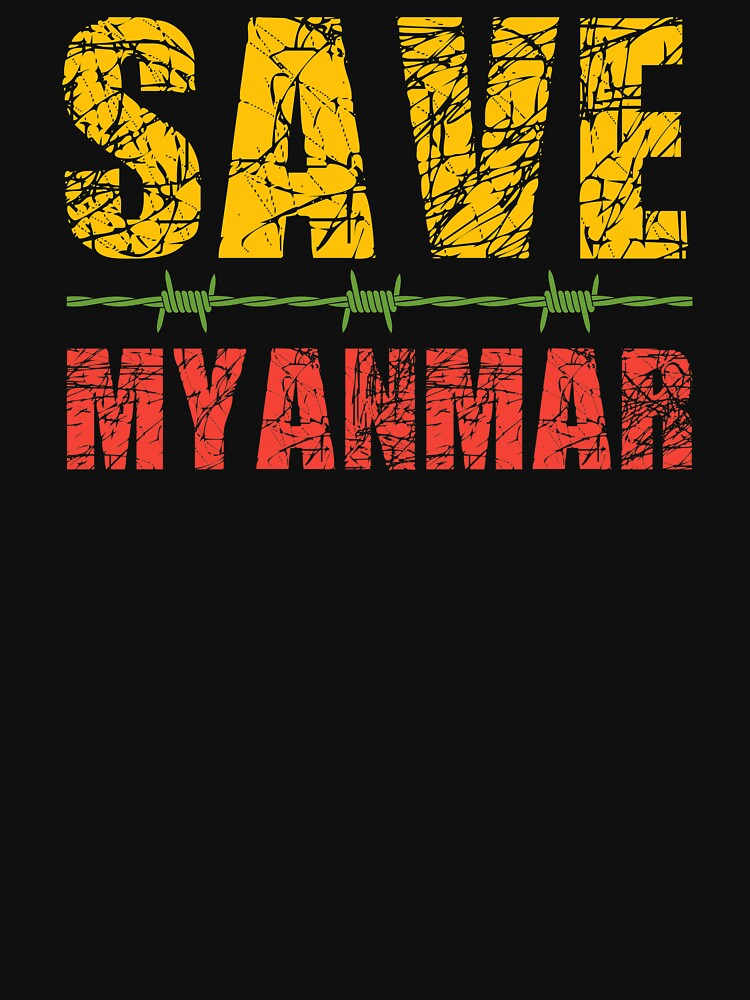 Save Myanmar by ds-4