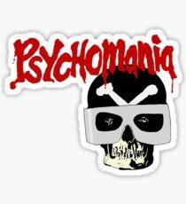 Psychomania Sticker