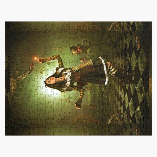 ViolentLavender Jig Saw Puzzle Jigsaw Puzzle