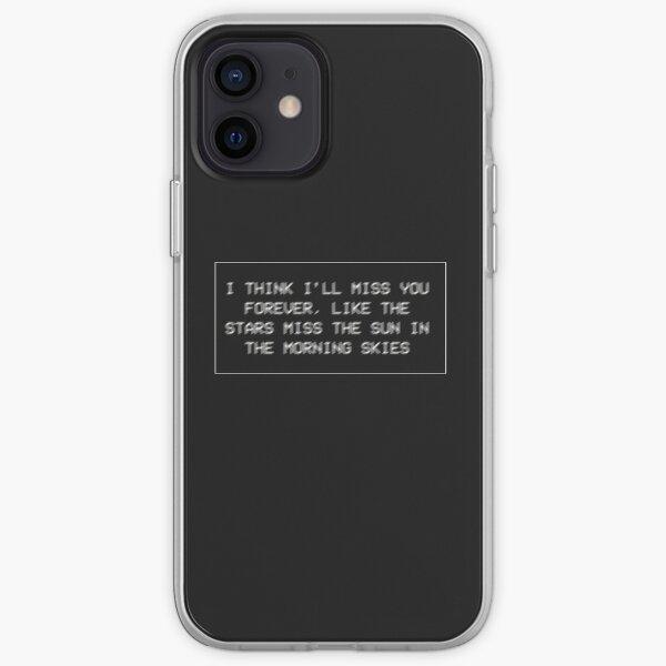 SADNESS D'ÉTÉ Coque souple iPhone