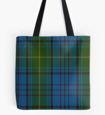 00321 Donegal County Tartan Tote Bag