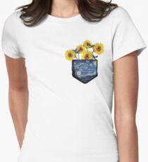 Pocket Full of Sunshine Women's Fitted T-Shirt