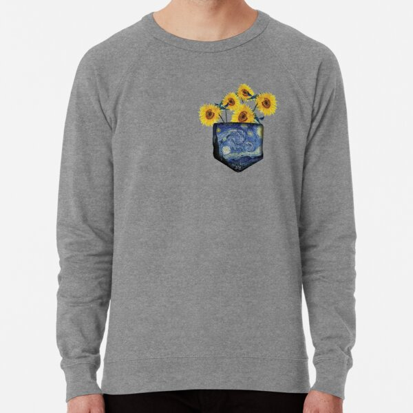 Pocket Full of Sunshine Lightweight Sweatshirt