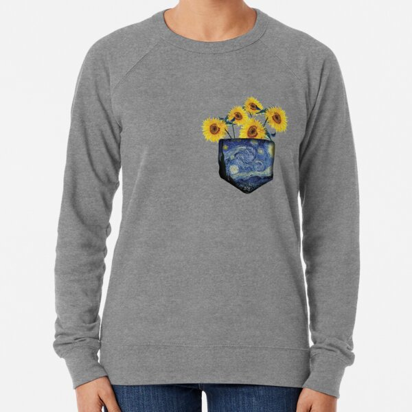 Pocket Full of Sunshine Lightweight Sweatshirt