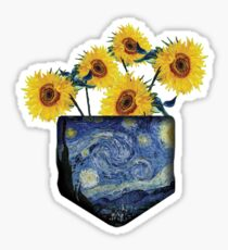 Pocket Full of Sunshine Sticker