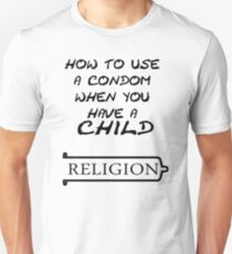 Religion education Unisex T-Shirt