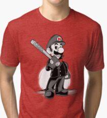 LET THE SMASH BEGIN. Tri-blend T-Shirt