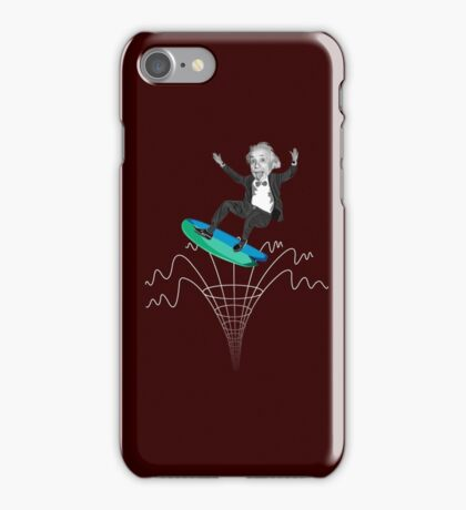 Gravity Waves iPhone Case/Skin
