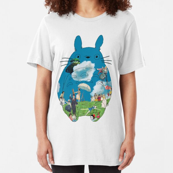 Traum-Universum Slim Fit T-Shirt