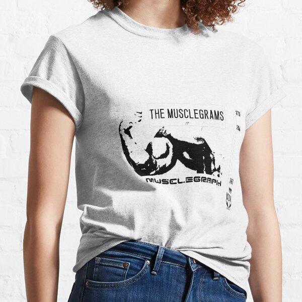 Musclegrams black Classic T-Shirt