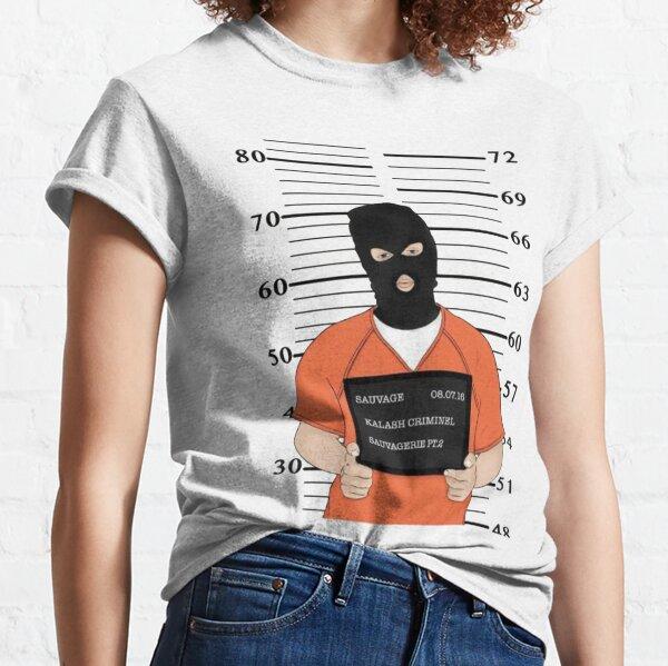 Kalash Criminel Prison Classic T-Shirt