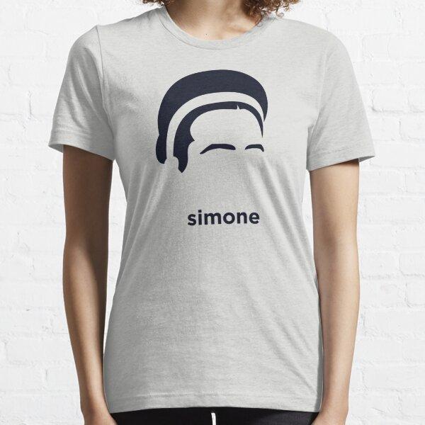 Simone De Beauvoir (Hirsute History) Essential T-Shirt
