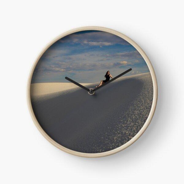 White Sands Clock