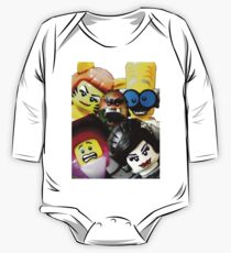 More Monsters and nice spirits One Piece - Long Sleeve