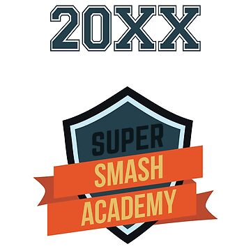 Super Smash Academy Varsity logo by SKJynx