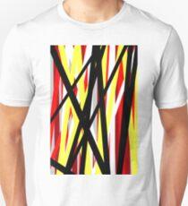 Interacting elements Unisex T-Shirt