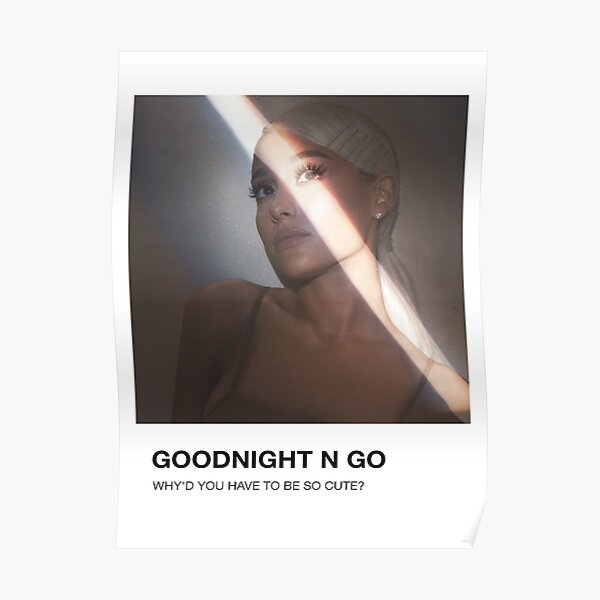 Goodnight n go Poster