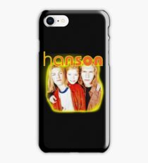 HANSON iPhone Case/Skin