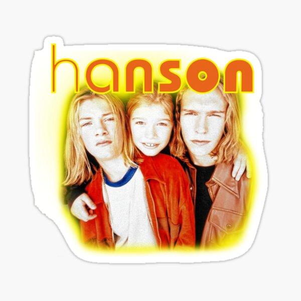 HANSON Sticker