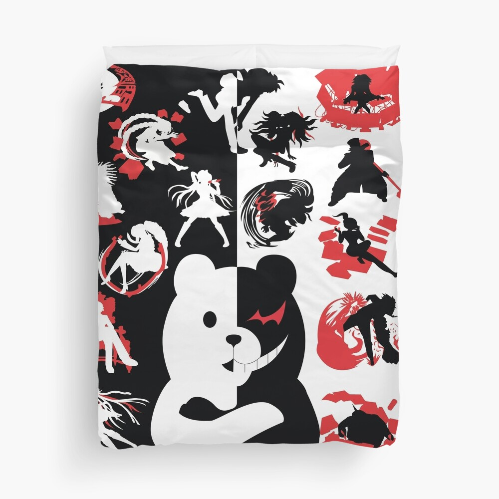 Welcome to your despair  Duvet Cover
