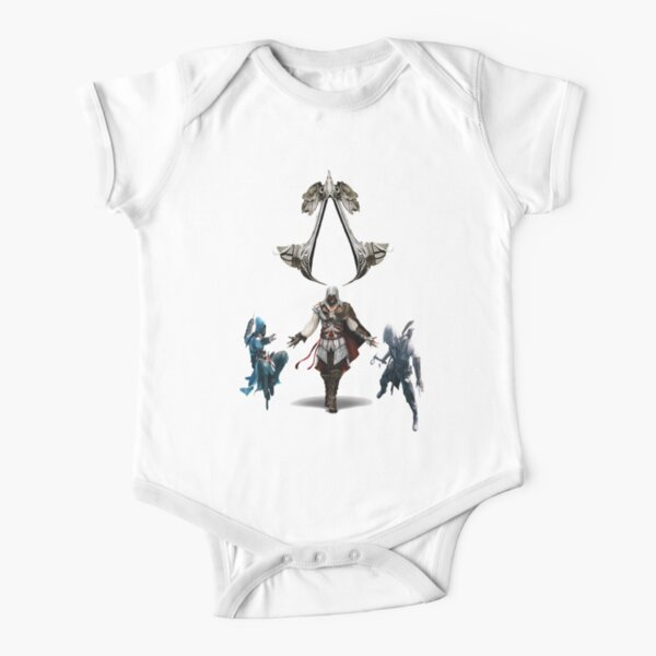 Assassins creed Body manches courtes