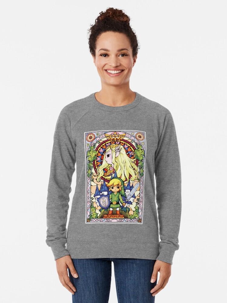 Alternative Ansicht von Die Legende Leichter Pullover