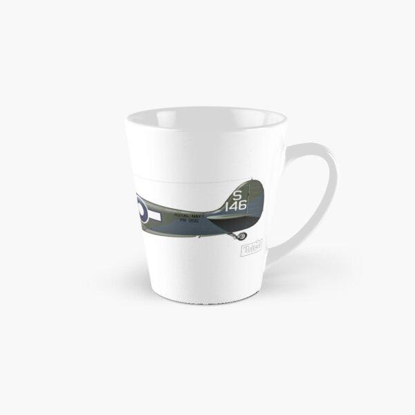 Supermarine Seafire 'Merry Widow'  Tall Mug