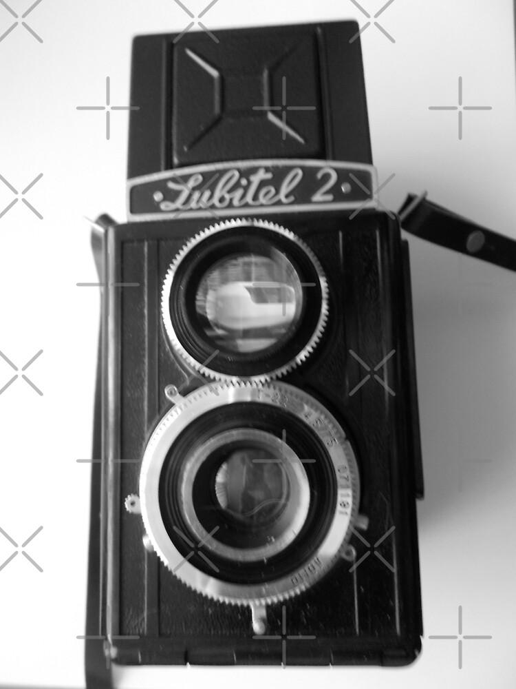 Lubitel 2 Front View by lepoflex