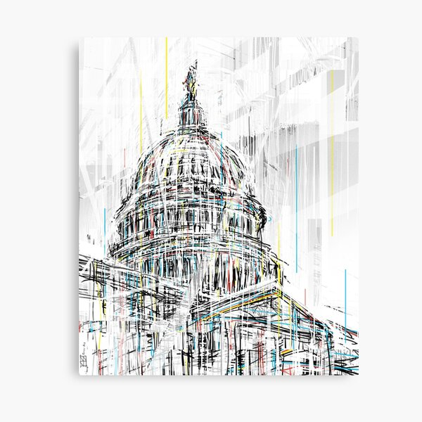 The People's House Canvas Print