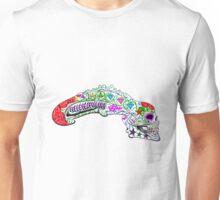 xenomorph sugar skull Unisex T-Shirt