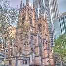St Andrews Cathedral .. Australia's Oldest by Michael Matthews