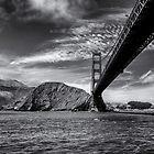 San Francisco - Golden Gate Bridge by Graeme Hoose